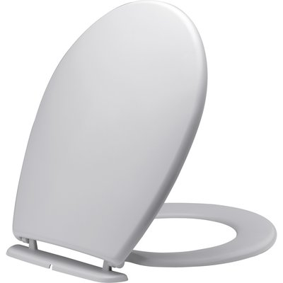 Abattant WC Blanc double - Menton 2 - Siamp