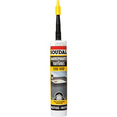 Mastic toitures - Soudal