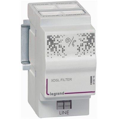 Filtre ADSL/répartiteur téléphonique - Legrand