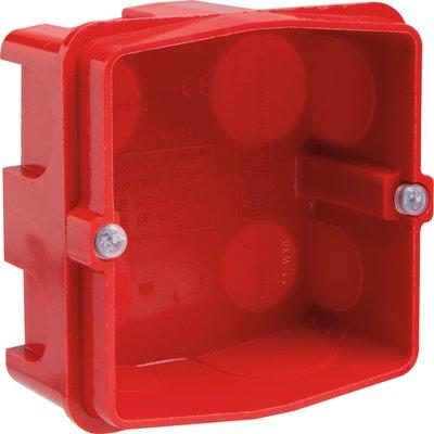 Boîte d'encastrement Batibox maçonnerie pour 20 et 32 A 1 poste - Legrand