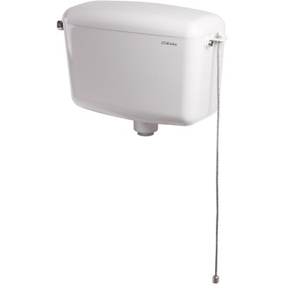Réservoir WC Dz 500 - Haut - À chaînette