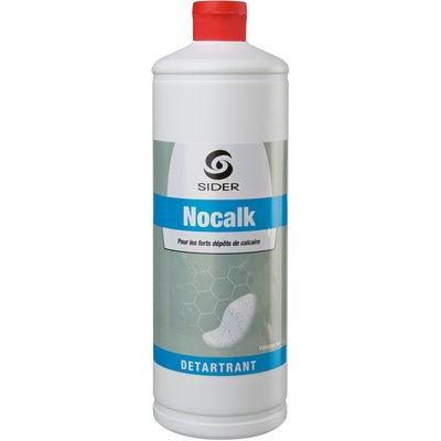 Détartrant - 1000 ml - Nocalk - Lot de 6
