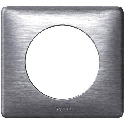 Plaque carbonne - 1 poste - Céliane - Legrand