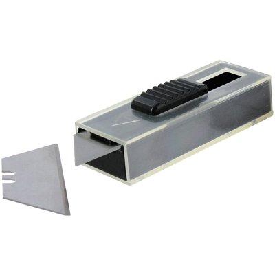 Lame trapèze - Cutter type SK4 - Étui de 10 pièces - Outibat