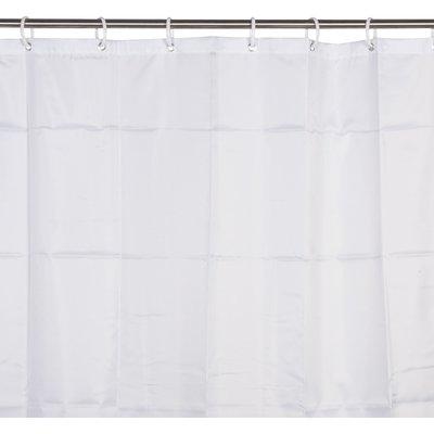 Rideau de douche textile - 1800 x 2000 mm