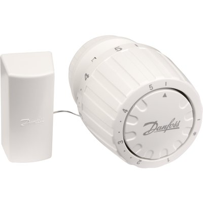 Tête de robinet thermostatique RA 2992 de radiateur - Bulbe à distance