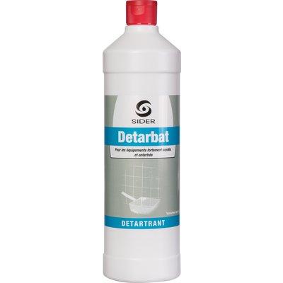Détartrant - 1000 ml - Détarbat - Lot de 6
