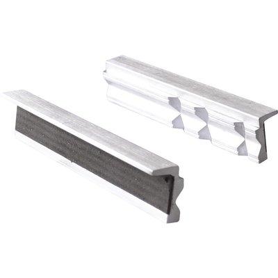 Jeu de mors type P prismatique aluminium