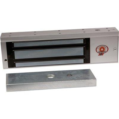Ventouse électromagnétique 550 daN - En applique - Tension 12 / 24 V