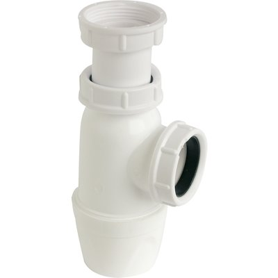 "Siphon d'évier à culot - 1""1/2 - Ø 40 mm - Luxe"
