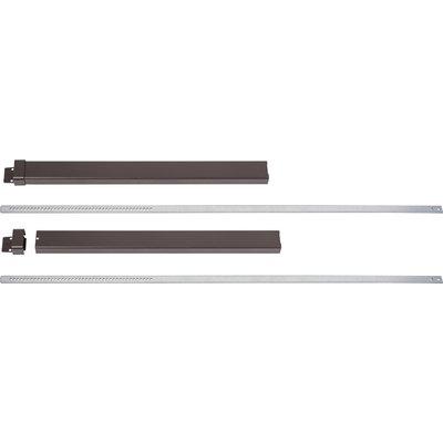 Kit de rallonge - Pour serrure en applique Beluga CP - Marron
