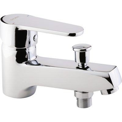 Mitigeur bain-douche monotrou Ibaya
