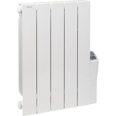 Radiateur chaleur douce horizontal à fluide thermoactif ATOLL-TAXB