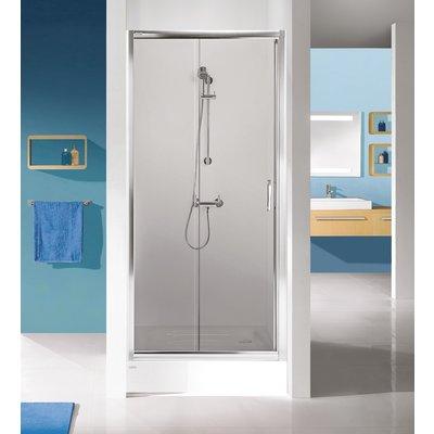 Porte de douche coulissante Tyxo - 2 vantaux