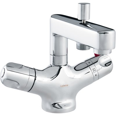 Mitigeur thermostatique bain-douche monotrou Thermo-Azur