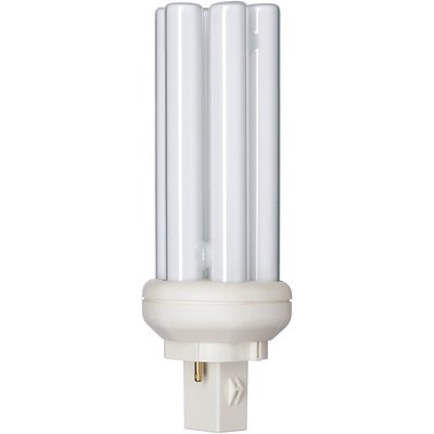 Ampoule fluocompacte Master PL-T - 2 broches - Culot GX24D-3