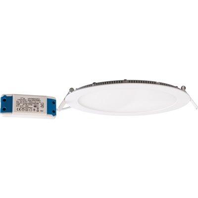 Spot d'intérieur Downlight LED Flat 20 - Fixe - Puissance 20 W