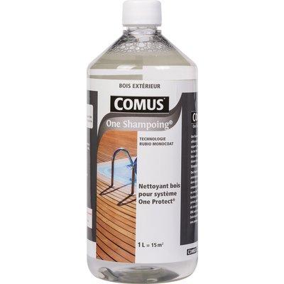 Savon écologique polyvalent spécial bois d'extérieur 1 L - One shampoing -