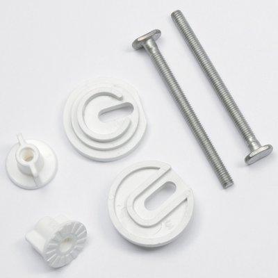Fixation de réservoir WC attenant Sider - Ancien modèle