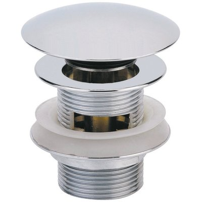 Bonde laiton de lavabo à lanterne - Digiclic - Valentin
