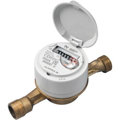 """Compteur d'eau première prise - M 3/4"""" - 2,5 m³/h - Auriga - Diehl"""
