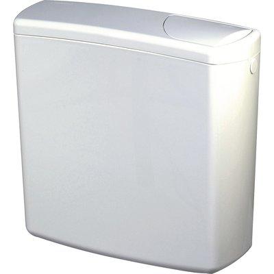 Réservoir WC AP 140 - Mi-hauteur - Simple débit