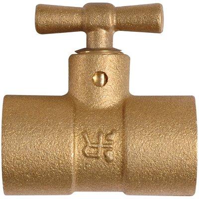 Purgeur laiton en T à souder - Ø 14 mm - Conex / Bänninger
