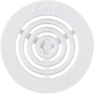 Grille contre cloison - Nicoll