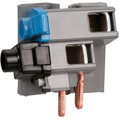 Kit de 10 bornes de connexion pour interrupteur différentiel tête de groupe