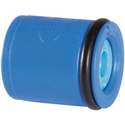 Clapet anti-retour bleu - Mitigeur azur