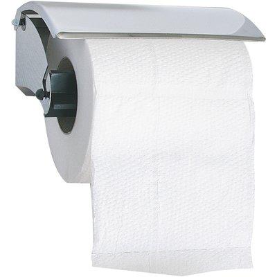 Distributeur de papier toilette - Acier inoxydable