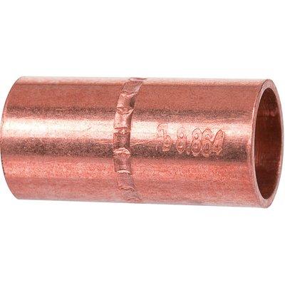 Raccord cuivre droit à souder - Femelle - Ø 16 mm - Frabo