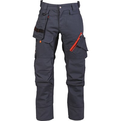 Pantalon Brakel Gris