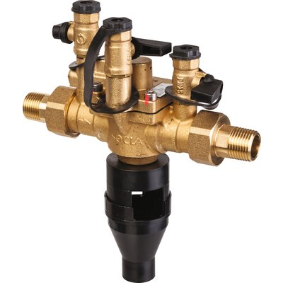 Disconnecteur à zone de pression réduite contrôlable