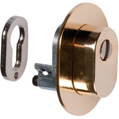Protecteur de cylindre pour Trilock 5000 A2P** sans ensemble - Nickelé - 19