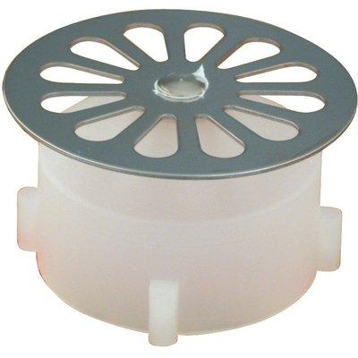 Grille à cloche plastique - Ø 55 mm - Sandri