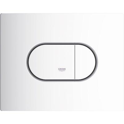 Plaque de commande double blanc sapin - Arena Cosmopolitan - Grohe