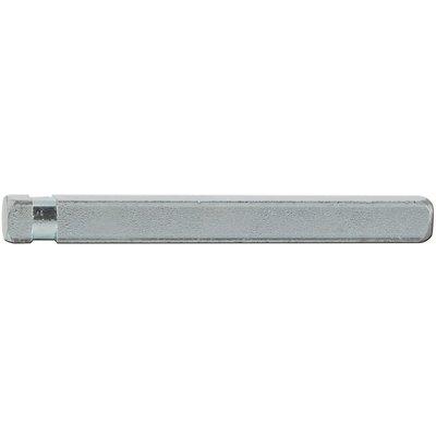Kit de carré et vis de fixation - Pour porte de 40 à 55 mm