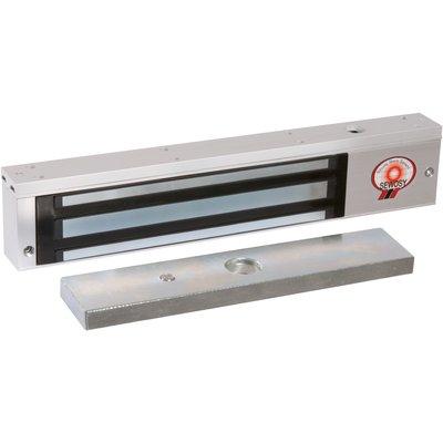 Ventouse électromagnétique 300 daN - En applique - Tension 12 / 24 V