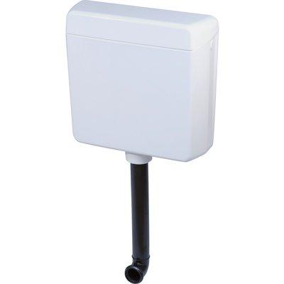 Réservoir WC dissimulé - Simple ou double débit
