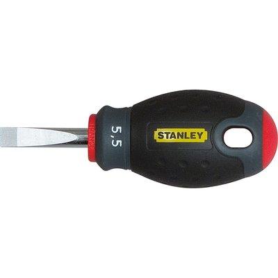 Tournevis boule à fente - Ø 5,5 mm - Stanley Fatmax