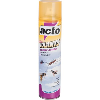 Anti-insectes volants - Acto