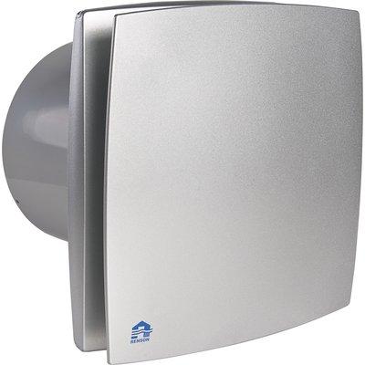 Extracteur d'air temporisé - Détection humidité - Ø 100 mm - 88 m³/h - Rens