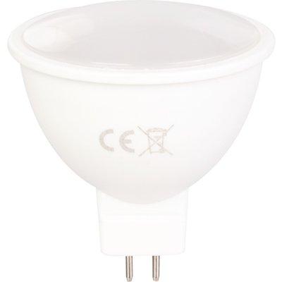 Ampoule LED - GU5.3 - 6 W - 500 lm - 3000 K - Lot de 10 - Nityam