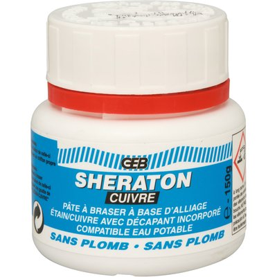 Pate à braser et étamer Sheraton - Geb