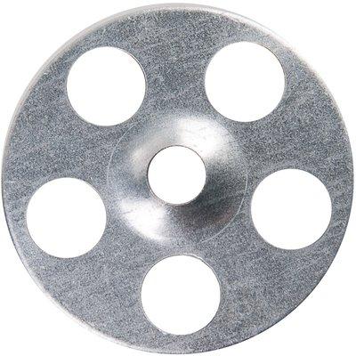 Rondelle galvanisée pour receveur de douche