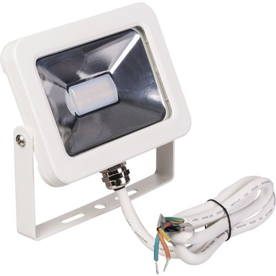 Projecteur LED Winky blanc extra plat