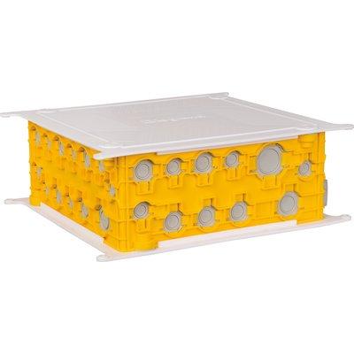 Boîte pavillonnaire Ecobatibox - Grande capacité - 48 entrées