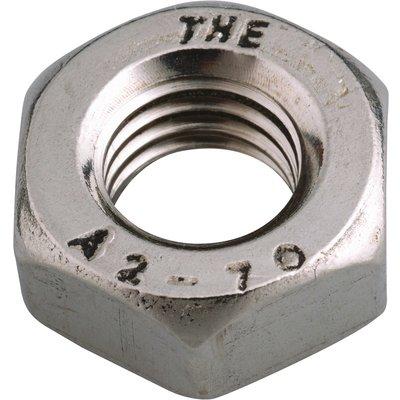 Écrou hexagonal Inox - Ø 4 mm - Boîte de 200 - Acton
