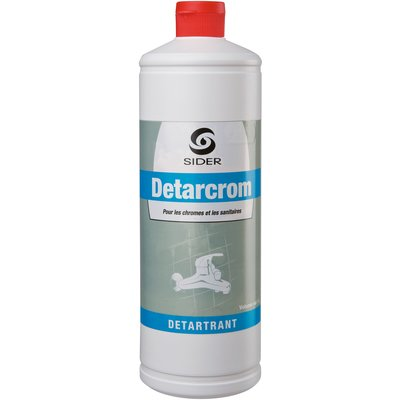 Détartrant - 1000 ml - Détarcrom - Lot de 6